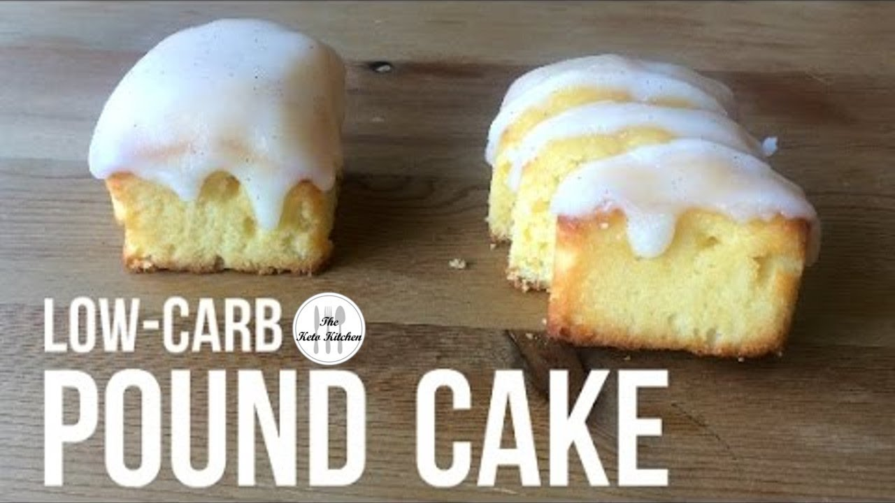 Pound Cake Recipe Keto: Keto Recipes Low Carb Pound Cake